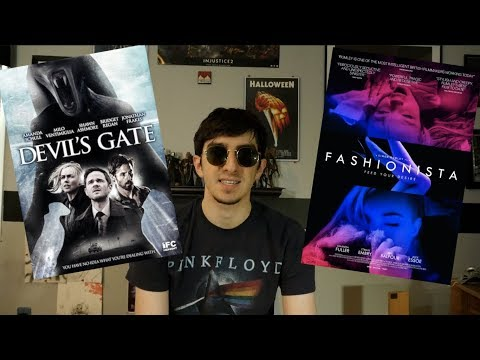 Devil's Gate (2018) / Fashionista (2017) (2 QUICKIES FOR THE PRICE OF 1)