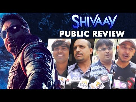 Shivaay Movie Public Review | Ajay Devgn | Erika K