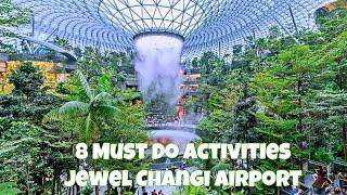 Video Jewel Changi Airport Review : 8 Must Do Activities MP3, 3GP, MP4, WEBM, AVI, FLV Juni 2019