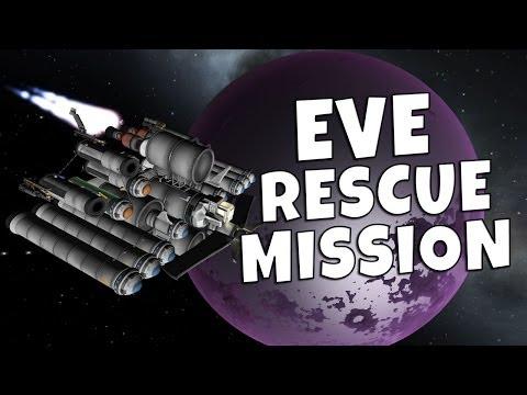 KSP - Eve Rescue Mission