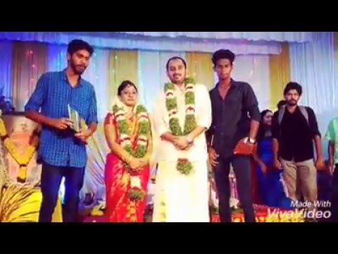 B.Tech Student Making Fun @ Professor's Wedding Day Ceremony Shocking and Hilarious