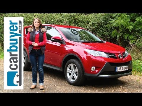 Toyota RAV4 SUV 2013 review – CarBuyer