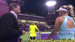Video Drama In Women Tennis Compilation Part 5 MP3, 3GP, MP4, WEBM, AVI, FLV April 2019