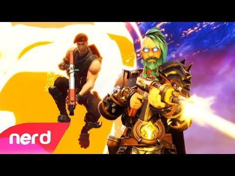 Fortnite Song | Fight For Your Life feat. Halocene