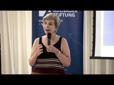 Yeda Crusius e a história do PSDB-Mulher