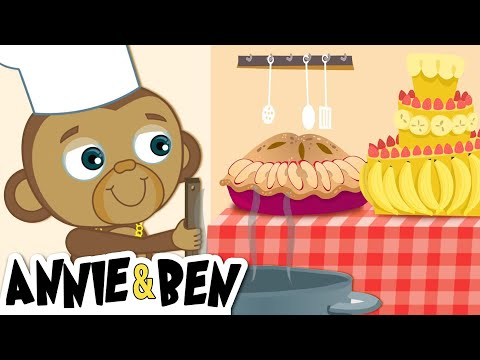 CHEF MANGO! Fun Cooking Mania With Mango | Funny Animated Cartoon Shows For Children