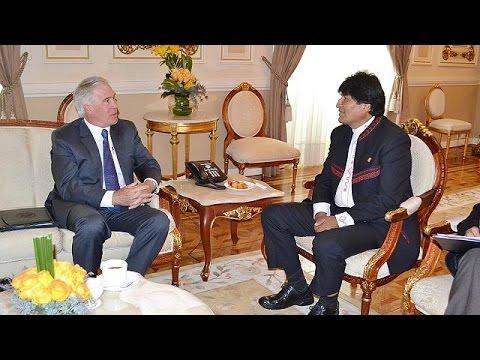 ΗΠΑ- Βολιβία: απόπειρα επαναπροσέγγισης