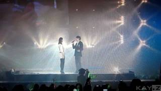 Video [Hope Concert 2010] [CAM] Lee Seung Gi with Shin Min-A (I Love You from Now On) MP3, 3GP, MP4, WEBM, AVI, FLV April 2018