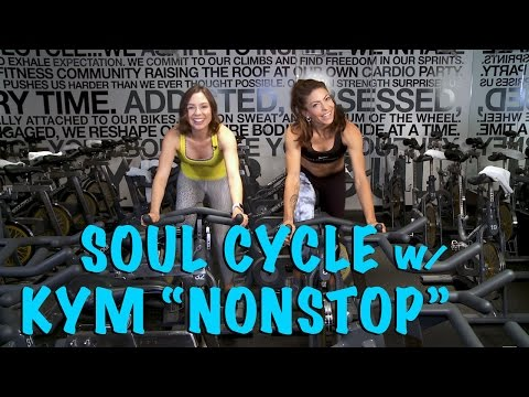 Sweating & Spinning with SoulCycle