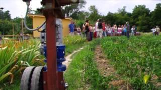 Stretnutie farmárov v Senci