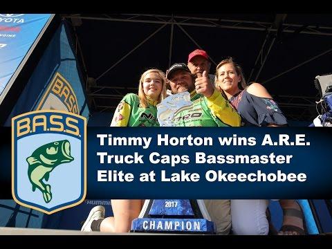 Timmy Horton wins on Lake Okeechobee