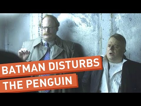 Batman vs. The Penguin (with Patton Oswalt) (видео)