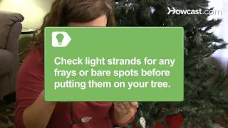 How to Keep Babies and Toddlers Safe around Christmas Trees