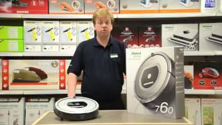 IRobot 760 Vacuum Cleaning Robot
