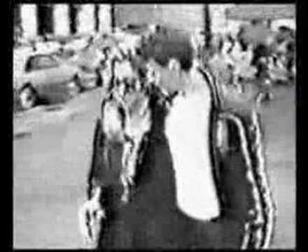 Madonna VERY rare street Interview 1983