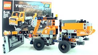 https://youtu.be/1c1ETLIxsvs LEGO Road Work Crew 42060 - LEGO Technic Gritter with Snow Plough- Lego Speed BuildThis video we build the LEGO Technic Gritter with Snow PloughProduct Description -Get to work with this exciting, two-vehicle LEGO® Technic Roadwork Crew set, featuring a truck with working steering, tipping flatbed and a removable trailer, plus a tracked digger with rotating superstructure and working boom and bucket. This detailed 2-in-1 set comes with a classic orange, gray and black color scheme and can be rebuilt to create a Mini Gritter with PlowFeatures a truck with working steering, tipping flatbed and a removable trailer, plus a tracked digger with rotating superstructure and working boom and bucket.Check out the classic orange, gray and black color scheme.Load the digger onto the trailer and head for the construction site.Rotate the digger's superstructure through 360°, and use the working boom to load up the truck.Tip the truck bed to empty the load.A uniquely decorated 40th LEGO® Technic Anniversary brick is included with this model. This LEGO® Technic model is designed to provide an immersive and rewarding building experience.Stop motion construction of Lego Other Great Videoshttps://youtu.be/2SW_lJblvXY LEGO Road Work Crew 42060 - Technic Lego working steering Truck and Digger- Lego Speed Buildhttps://youtu.be/vF1W4WyN73s LEGO City Fire Ladder Truck 60107 - Lego Fire Engine Truck Burning Oil Barrel toys - Lego Speed Buildhttps://youtu.be/RMz9igvElkk Lego City Volcano Supply Helicopter 60123 - Lego excavator LEGO Helicopter - Lego Speed Buildhttps://youtu.be/PUt1FovqRp0 Lego City Ferry with Sports Car 60119 - Lego City Boat with Ship Captain - Lego Speed Buildhttps://youtu.be/W59ewXAmLLY Lego Fishing Boat with Shark 60147 - Lego City motor boat Fishing Rod - Lego Speed Buildhttps://youtu.be/0H4nJeVlAz8 Lego Space Utility shuttle 60078 - Lego Astronauts space blast off Spacewalk - Lego Speed Buildhttps://youtu.be/PTRx6DrLt6A Lego Juniors Spiderman's Hideout - Lego Spiderman Helicopter Green Goblin - Lego Speed Buildhttps://youtu.be/8D-fYoVtceM LEGO CITY 4 x 4 Off Roader 60115 - Lego Race Car with pit crew - Lego time lapse constructionhttps://youtu.be/XG4tZ6nLACQ Lego Jurassic World Tyrannosaurus Rex Dinosaur 75918 - Lego construction Tracker Vehiclehttps://youtu.be/Mg5oMmMPHhU Lego Jurassic World Pteranodon Capture 75915 - Lego Jurassic Park Dinosaurs Helicopterhttps://youtu.be/H2KzWzEcRB8 Lego Jurassic World  Dinosaurs - 75916 Dilophosaurus Ambush Jurassic World Lego Sethttps://youtu.be/fDWuYpDlPyQ 10 terrifying tyrannosaurus toys - Dinosaur collection of Tyrannosaurus Rex - T-Rex toys for kidshttps://youtu.be/BXIQnmbUKvo Carnivores Dinosaur Collection Schleich Dinosaurs  - Tyrannosaurus Spinosaurus Velociraptorhttps://youtu.be/UFK-kAt2hSI Learn to count Schleich Dinosaurs - Learning dinosaur names and counting to 10Dinosaur Songs including PlaylistPlaylist - https://www.youtube.com/playlist?list=PLHz4pRCbXyu4gQxwmzIFAvHqz726sPjwihttps://youtu.be/cWNJaJ5M1ho Stegosaurus Song - Dinosaur song for kids - 5 Stegosaurus eggs hatching - Playmobil Dinoshttps://youtu.be/0JoWySRTygQ Brachiosaurus Song - Dinosaur song for children - Tallest Dinosaur - Playmobil dinohttps://youtu.be/k5R_DNONfBQ T-Rex Hunting Easter Eggs Song - Tyrannosaurus Surprise Eggs song - Schleich Dinosaur song for kidsL'équipe de travaux routiers LEGO Lego Technic 42060 - Chasse-neige avec saleuses - Construire Vitesse LegoLEGO lavori stradali equipaggio 42060 - Lego Technic Gritter con Snow Plough - Velocità di Lego costruireLEGO Straße Arbeit Crew 42060 - LEGO Technic Streuer mit Schneepflug - Lego Geschwindigkeit bauenTrabalho de estrada tripulação 42060 LEGO - LEGO Technic espalhadores com Snow Plough - Velocidade de Lego ConstruirEquipo de Trabajo 42060 Carretera de LEGO - LEGO Technic Gritter con quitanieves - Velocidad de Lego construirLEGO 道工作的船员 42060- LEGO 技术 Gritter 雪犁-乐高拼装玩具的速度构建LEGO Vejarbejde Crew 42060 - LEGO Technic Gritter med sneplov - Lego-byggeLEGO οδικό έργο πλήρωμα 42060 - LEGO Technic Gritter με Snow Plow - Lego ταχύτητα κατασκευήςLEGO のロードワークの乗組員 42060 LEGO Technic グリッターとスノープラウの Lego スピード構築레고 도로 작업 승무원 42060 - 레고 눈 밭을 함께 Technic Gritter - 레고 속도 구축LEGO Wegwerkzaamheden Crew 42060 - LEGO Technic Gritter met sneeuwschuiver - Lego-bouwenLEGO vei Crew 42060 - LEGO Technic Gritter med snøplog - Lego hastighet byggeLEGO Vägarbeten besättning 42060 - LEGO Technic Gritter med snöplog - Lego hastighet byggaCheck out our Channel at PressPlayPictureHousehttps://www.youtube.com/channel/UCHBoTCYv3TxBdBJNDXTM-WQSubscribe http://www.youtube.com/subscription_center?add_user=PressPlayPictureHouse