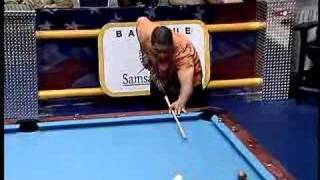 2007 US Open 9-Ball Championship - Match 1 Pt. 2 Of 6
