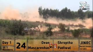The first round of Indian National Rally Championship [INRC], season 2012, 38th K1000 Rally. New regulations have resulted in the ousting of the heavily modi...