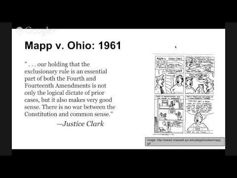 mapp v ohio essay