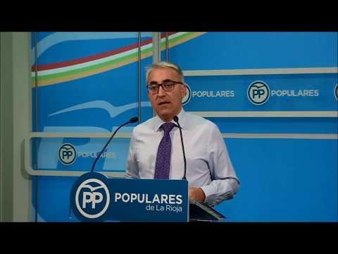 Garrido valora la aprobación del tramo Santo Domingo de la Calzada–Villamayor del Río de la A-12