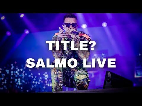 Salmo - Title? Feat. Nitro & Axos (видео)