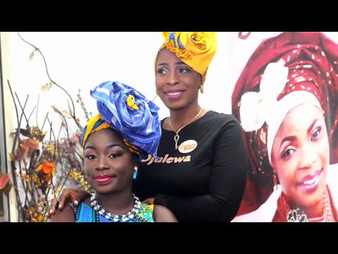 How To Tie Gele Asiko Latest Gele 2017 Tutorial