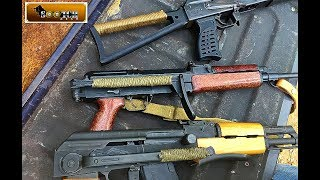 How to Paracord Wrap a Folding Stock.Simple and easy way to do a Paracord Wrap for your AK or VZ.58 folding Stock.  All 3 rifles were imported by Century Arms. JMAC Customs VZ.58 RRD-4 Muzzle Brakehttps://www.jmac-customs.com/collections/all/vz-58Circle 10 AK Accessories: https://www.circle10ak.com?rfsn=599632.913bd8Be a Team Sootch Minuteman: https://www.patreon.com/Sootch00Sootch00 Gear available at: https://teespring.com/Sootch00Thanks For Watching, Liking & Subscribing! ~ Sootch00Music is from Jingle Punks Royalty Free Music through the Fullscreen Network. Used with permission.