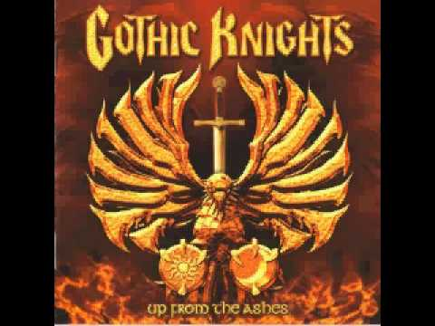 GOTHIC KNIGHTS: Warrior Of Faith online metal music video by GOTHIC KNIGHTS