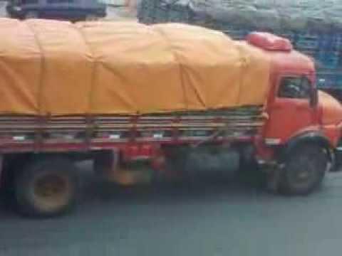 Fabrica Ducoco Causa Perigo e Insegurança ao transito em Itapipoca
