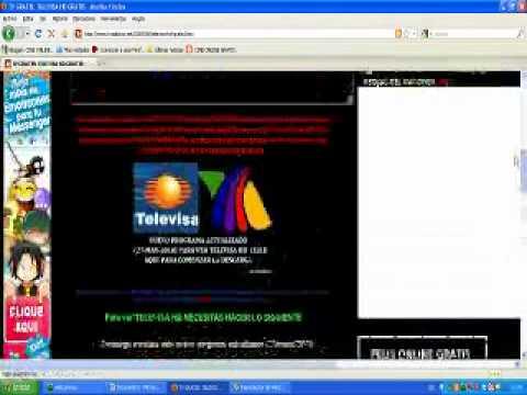 TELEVISION EN VIVO GRATIS, TELEVISA , TV AZTECA , y mucho mas