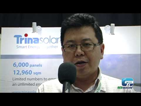 Trina Solar : Full Range Of Solar Modules by Trina Solar