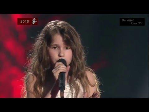 Adele-'Hello'. Maria. The Voice Kids Russia 2016. (видео)