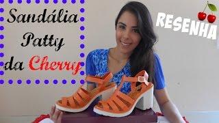Vídeo resenha: sandália Patty da Cherry