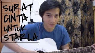 Video Surat Cinta Untuk Starla by Virgoun | Yusuf Irfani Cover MP3, 3GP, MP4, WEBM, AVI, FLV Oktober 2018