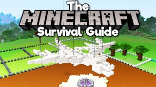 Building an Ender Dragon Skeleton! • The Minecraft Survival Guide (Tutorial Lets Play) [Part 333]