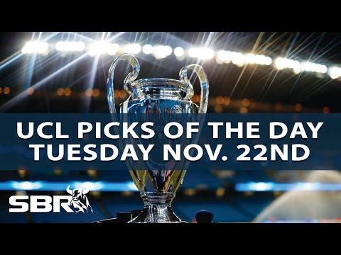 Champions League Rundown   Picks & Predictions   Tuesday 22nd November