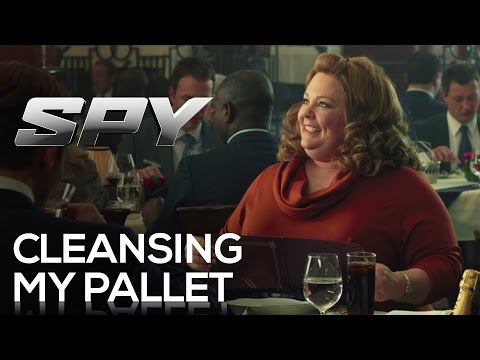 Spy (Clip 'Cleansing My Palette')