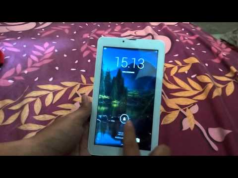 Unboxing + hands on Mito Fantasy Tablet T81 Indone