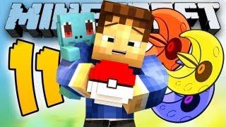 RED, BLUE, AND YELLOW?! (Minecraft Pixelmon: Pokémon Mod Episode 11)