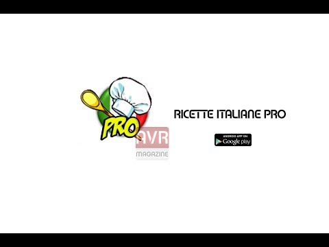 Video of Ricette Italiane PRO