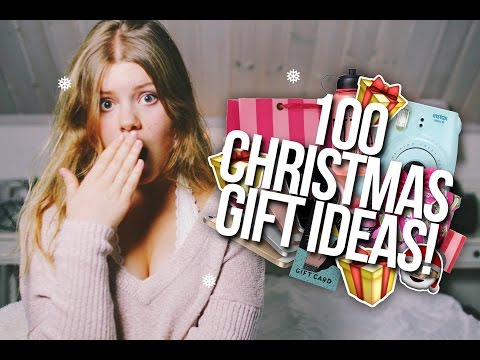 100 CHRISTMAS GIFT IDEAS 2016! // For Girls, Guys, Mom, Dad, + MORE