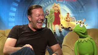 Nonton Ricky Gervais And Constantine Interview   Muppets Most Wanted  2014  Joblo Com Hd Film Subtitle Indonesia Streaming Movie Download