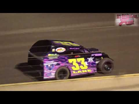 Salina Speedway - 4-20-18 - Auto House Towing Mod Lite Heat Races