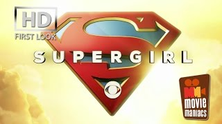 Video Supergirl | official First Look trailer (2015) Melissa Benoist MP3, 3GP, MP4, WEBM, AVI, FLV Oktober 2018
