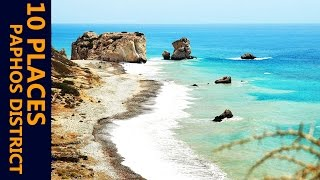 Paphos Cyprus  city photo : Cyprus Holiday - Best Attractions [ Paphos Area ]