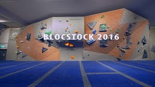 Blocstock 2016 Bouldering Event At Klättercentret by Eric Karlsson Bouldering