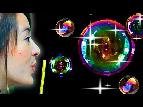 Why Are Soap Bubbles So Colorful?