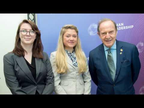Israeli President honors Mort Zuckerman