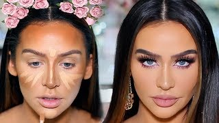 HOW I CONTOUR & HIGHLIGHT! ALL MY SECRETS! by Carli Bybel