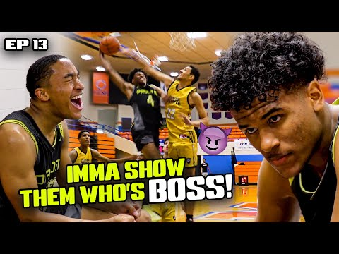 """""""I Can't Go Out A Loser…"""" Jalen Green & Prolific GO CLUTCH In Double OT! Is This The END For Them!?"""